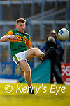 Dara Moynihan, Kerry, during the Munster Football Championship game between Kerry and Clare at Fitzgerald Stadium, Killarney on Saturday.
