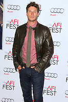HOLLYWOOD, LOS ANGELES, CA, USA - NOVEMBER 11: Chad Michael Collins arrives at the AFI FEST 2014 - 'The Homesman' Gala Screening held at the Dolby Theatre on November 11, 2014 in Hollywood, Los Angeles, California, United States. (Photo by Xavier Collin/Celebrity Monitor)