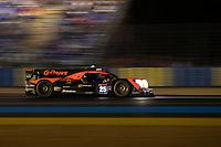 #25 G-Drive Racing Aurus 01 - Gibson LMP2, John Falb, Roberto Merhi, Rui Andrade, 24 Hours of Le Mans , Free Practice 2, Circuit des 24 Heures, Le Mans, Pays da Loire, France
