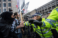 *EDL East London march 7-9-13*