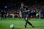 Cesc Fabregas of Chelsea FC in action during the UEFA Champions League 2017-18 match between Atletico de Madrid and Chelsea FC at the Wanda Metropolitano on 27 September 2017, in Madrid, Spain. Photo by Diego Gonzalez / Power Sport Images