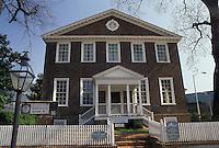 AJ3331, Richmond, Virginia, John Marshall House in Richmond in the state of Virginia.