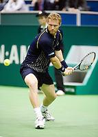 20-2-08, Netherlands, Rotterdam ABNAMROWTT 2008, Dmitry Tursunov