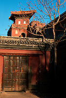 Puning Si-Tempel in Chengde, China, Unesco-Weltkulturerbe