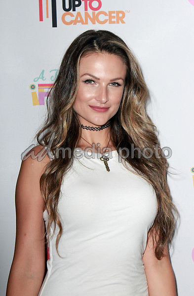 9 September 2017 - Ashlee Willis attends Farrah Fawcett Foundation's 'Tex-Mex Fiesta' event honoring Stand Up To Cancer at the Wallis Annenberg Center for the Performing Arts . Photo Credit: Theresa Bouche/AdMedia