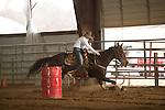 Ranch Rodeo - 4.5.2014 - Barrel Racing