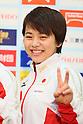 Japanese gymnasts return from World Championships