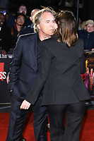 """Don Johnson and Ana de Armas<br /> arriving for the """"Knives Out"""" screening as part of the London Film Festival 2019 at the Odeon Leicester Square, London<br /> <br /> ©Ash Knotek  D3524 08/10/2019"""