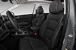 Front seat view of 2018 KIA Sportage EX 5 Door SUV Front Seat  car photos