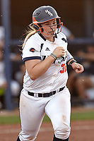 SAN ANTONIO, TX - APRIL 21, 2018: The University of Texas at San Antonio Roadrunners split a double header (6-4, 0-5) with the University of Southern Mississippi Golden Eagles at Roadrunner Field. (Photo by Jeff Huehn)