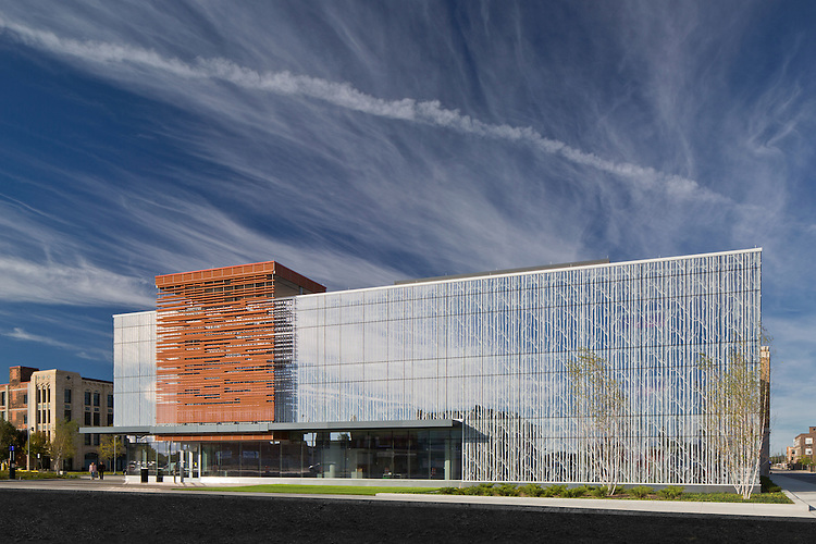 Wayne State University Integrative Biosciences Center | Harley Ellis Devereaux