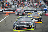 NASCAR XFINITY Series<br /> Zippo 200 at The Glen<br /> Watkins Glen International, Watkins Glen, NY USA<br /> Saturday 5 August 2017<br /> Matt Tifft, Surface / Fanatics Toyota Camry, Brendan Gaughan, South Point Hotel & Casino Chevrolet Camaro<br /> World Copyright: John K Harrelson<br /> LAT Images