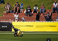 201229 International T20 Cricket - Wellington Firebirds v Pakistan A
