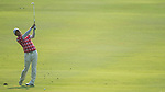 Players in action during the Hong Kong Open Golf 2014 on 21 October 2014, in Hong Kong, China. Photo by Chung Yan Man / Power Sport Images