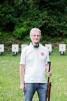 Luca Filippini, Präsident Swiss Shooting