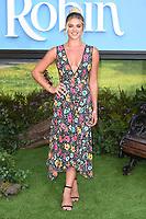 "Laura Crane<br /> arriving for the ""Christopher Robin"" premiere at the BFI Southbank, London<br /> <br /> ©Ash Knotek  D3416  05/08/2018"