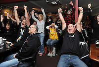 151101 RWC 15 - NZ Fans Sunday Morning