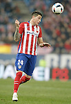 Atletico de Madrid's Jose Maria Gimenez during Spanish Kings Cup match. January 27,2016. (ALTERPHOTOS/Acero)