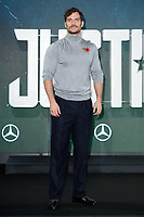 """Henry Cavill<br /> at the """"Justice League"""" photocall,  London<br /> <br /> <br /> ©Ash Knotek  D3345  04/11/2017"""