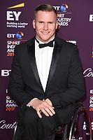 David Weir<br /> at the BT Sport Industry Awards 2017 at Battersea Evolution, London. <br /> <br /> <br /> ©Ash Knotek  D3259  27/04/2017