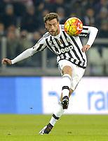 Claudio Marchisio Juventus,<br /> Torino 16-12-2015, Juventus Stadium, Football Calcio 2015/2016 Coppa Italia, derby, Juventus - Torino, Foto Filippo Alfero/Insidefoto