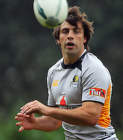 081021 Air NZ Cup Rugby - Wellington Lions Training