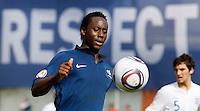 Soccer, UEFA U-17.France Vs. England.Soualiho Meite of France in action.Indjija, 03.05.2011..foto: Srdjan Stevanovic