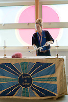 Cleaner in the school Chapel,   State Secondary Roman Catholic school.