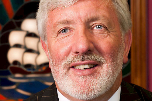 Michael McCarthy has been chair of Cruise Europe since 2012