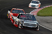 NASCAR Camping World Truck Series<br /> Drivin' For Linemen 200<br /> Gateway Motorsports Park, Madison, IL USA<br /> Saturday 17 June 2017<br /> Ben Rhodes, Safelite Auto Glass Toyota Tundra<br /> World Copyright: Barry Cantrell<br /> LAT Images