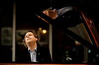 Montreal (QC) CANADA,Nov 4 2009-  Classical Pianist Alain Lefebvre launch his latest album on Analekta label<br /> .