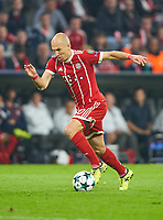 Arjen ROBBEN, FCB 10 <br />