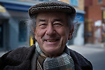 Portrait of a street photographer, Kensington Market, Toronto