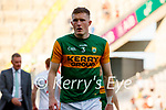 Jason Foley, Kerry, Players after the Senior football All Ireland Semi-Final between Kerry and Tyrone at Croke park on Saturday.