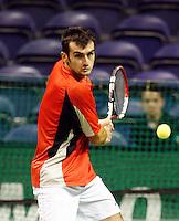 18-2-07,Netherlands, Roterdam, Tennis, ABNAMROWTT, 2nd round qualifier, Simone Bolelli