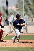 Jason Kipnis - Cleveland Indians 2009 Instructional League. .Photo by:  Bill Mitchell/Four Seam Images..