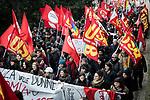 Antifascist demonstration