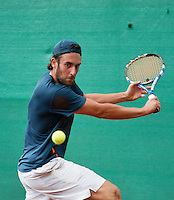 13-08-13, Netherlands, Raalte,  TV Ramele, Tennis, NRTK 2013, National Ranking Tennis Champ,  Sidney de Boer<br /> <br /> Photo: Henk Koster