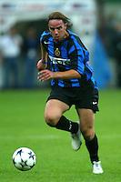 Milano 27/7/2004 Trofeo Tim - Tim tournament <br /> <br /> Andy Van Der Meyde Inter<br /> <br /> <br /> <br /> Inter Milan Juventus <br /> <br /> Inter - Juventus 1-0<br /> <br /> Milan - Juventus 2-0<br /> <br /> Inter - Milan 5-4 d.cr - penalt.<br /> <br /> <br /> <br /> Photo Andrea Staccioli Insidefoto