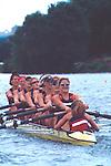 US Women's Eight A, Princeton, New Jersey, US Rowing National Team Trials, Crew from stern (l to r): Cox: Mary Whipple, Kate Johnson, Caroline Ingham, Anna Mickleson, Heidi Hurn, Megan Dirkmaat, Maite Urtasun, Kate Ronkainen, Wendy Wilbur,