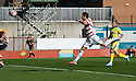 25/09/2010   Copyright  Pic : James Stewart.sct_jsp002_hamilton_v_kilmarnock  .::  FLAVIO PAIXAO HEADS HOME ACCIES FIRST GOAL  ::.James Stewart Photography 19 Carronlea Drive, Falkirk. FK2 8DN      Vat Reg No. 607 6932 25.Telephone      : +44 (0)1324 570291 .Mobile              : +44 (0)7721 416997.E-mail  :  jim@jspa.co.uk.If you require further information then contact Jim Stewart on any of the numbers above.........