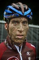 Jan Denuwelaere (BEL) post-race<br /> <br /> Bpost Bank Trofee - GP Mario De Clerq 2013