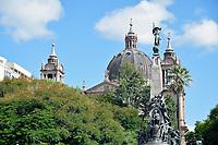 No primeiro dia em vigor das restrições no protocolo de segurança na bandeira preta, templos religiosos vão poder funcionar com limite de até 10% do teto de ocupação ou máximo de 30 pessoas, em Porto Alegre, neste sábado (27).