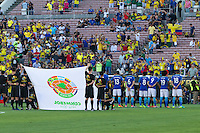 Photo before the match Brazil vs Ecuador, Corresponding Group -B- America Cup Centenary 2016, at Rose Bowl Stadium<br /> <br /> Foto previo al partido Brasil vs Ecuador, Correspondiante al Grupo -B-  de la Copa America Centenario USA 2016 en el Estadio Rose Bowl, en la foto: Vista General<br /> <br /> <br /> 04/06/2016/MEXSPORT/Victor Posadas.
