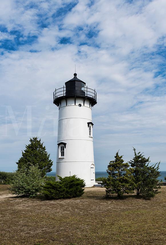 East Chop Lighthouse, Oak Bluffs, Martha's Vineyard, Massachusetts, USA.