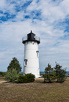 East Chop Lighthouse, Oak Bluffs, Martha's Vineyard, Massachusetts, USA.