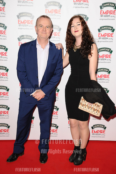 Ian Hislop<br /> arives for the Empire Magazine Film Awards 2014 at the Grosvenor House Hotel, London. 30/03/2014 Picture by: Steve Vas / Featureflash