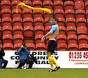 20040417    Copyright Pic: James Stewart.File Name : jspa11_clyde_v_raith.SEBASTIAN FERRERO CELEBRATES SCORING FOR RAITH....James Stewart Photo Agency 19 Carronlea Drive, Falkirk. FK2 8DN      Vat Reg No. 607 6932 25.Office     : +44 (0)1324 570906     .Mobile  : +44 (0)7721 416997.Fax         :  +44 (0)1324 570906.E-mail  :  jim@jspa.co.uk.If you require further information then contact Jim Stewart on any of the numbers above.........