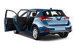 2015 Toyota Auris Dynamic 5 Door Hatchback Doors Stock Photo