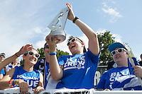 2014 NWSL Championship Final, Seattle Reign FC vs FC Kansas City, August 31, 2014